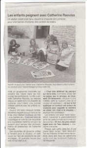 article expo Catherine Raoulas 170709